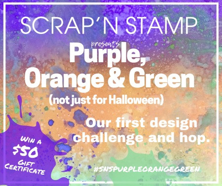 SNS Spooktacular October Blog Hop with MFT