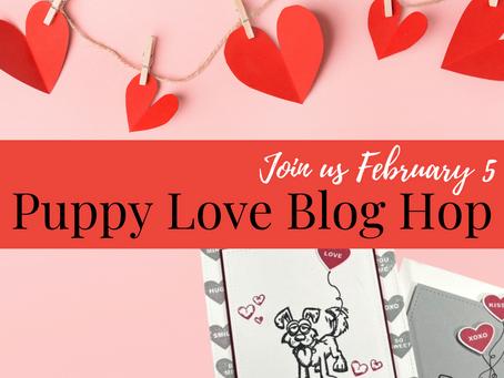 Puppy Love SNS Blog Hop | Heffy Doodle Oh Crumbs