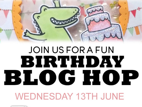 Heffy Doodle Turns 1 Blog Hop|It's Time to Party!