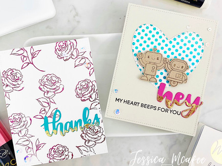 Three Ways to Foil | SNS Facebook LIVE Replay + Giveaway