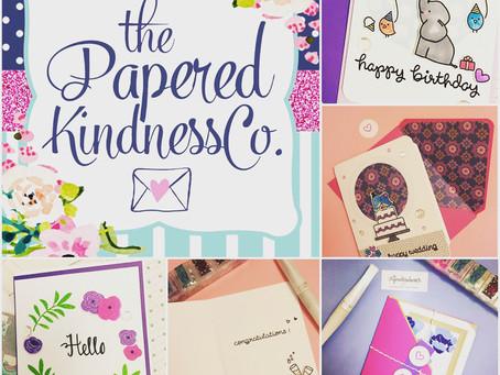 Sending Papered Kindness