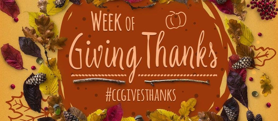Giving Thanks with Crafter's Companion *Giveaway Alert*