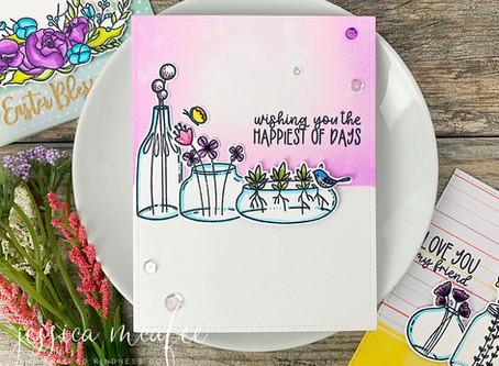 Waffle Flower February Release | Whimsical Bundle