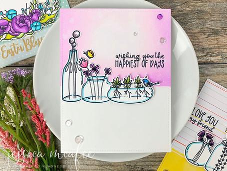 Waffle Flower February Release   Whimsical Bundle