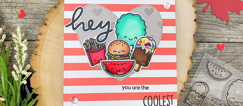 Sweet Treats + Brand New Heffy Doodle Goodies!