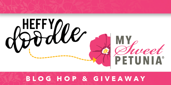 Heffy Doodle Release 3 & Misti Blog Hop|Hey Bunny, say cheese!
