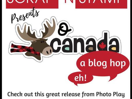 Happy July 1st! | Scrap 'N Stamp O Canada Blog Hop