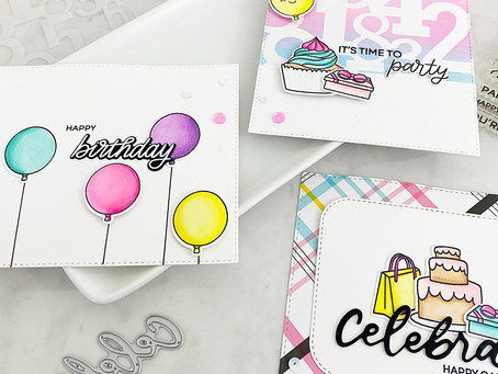Let's Party! | Scrap 'N Stamp Party Palooza Card Kit