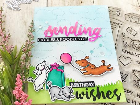 Yappy Happy Birthday Wishes With Heffy Doodle