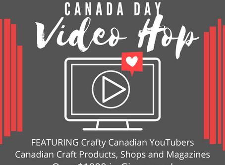 Canada Day Video Hop + Over $1000 in Giveaways! | Featuring Studio Katia & Three Room Studio