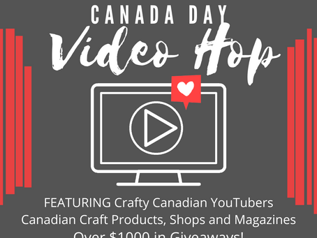 Canada Day Video Hop + Over $1000 in Giveaways! | Featuring Studio Katia & Three Room Studio