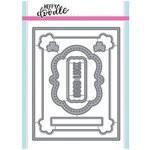 Heffy Doodle - Cutting Dies - Clover Frames