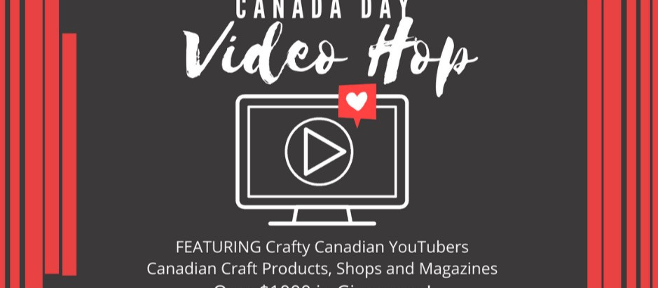 Canada Day Video Hop - Over $1300 in Giveaways | Pigment Craft Co.