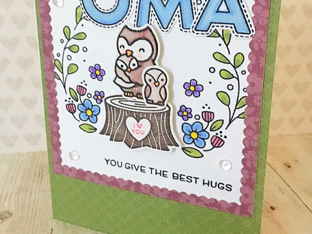 Perfect for Oma & SSS Monday Challenge