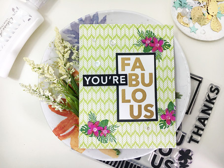 You're Fabulous with Concord & 9th