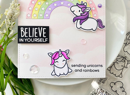 Fluffy Puffy Unicorns & Rainbows | Heffy Doodle pre-orders now open!