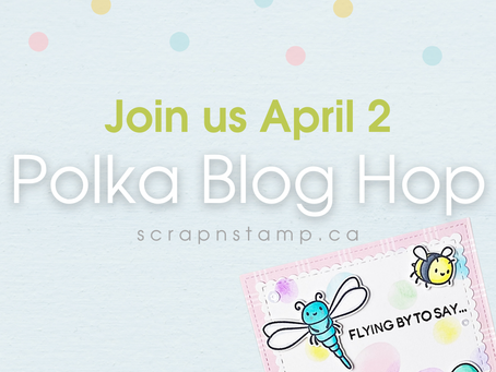 SNS Polka Hop | Heffy Doodle Big Bug Hugs