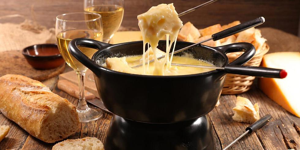 Raclette- Fondueplausch