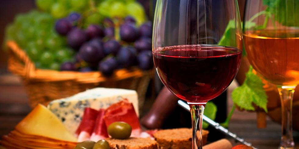 Wine & Dine auf Anmeldung