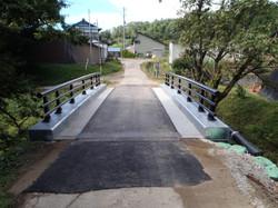 小布瀬川橋改修工事