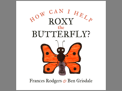 How can I help Roxy the Butterfly