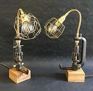 Engineering Bracket lights