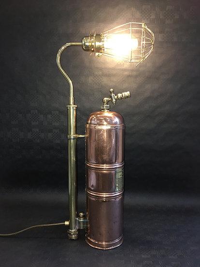 Medium Vintage Copper and Brass Sprayer
