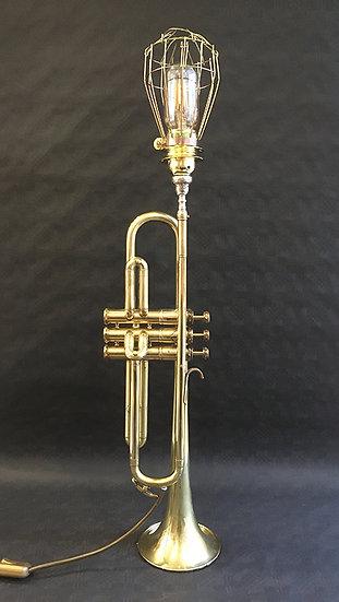 Vintage Besson Brass Trumpet