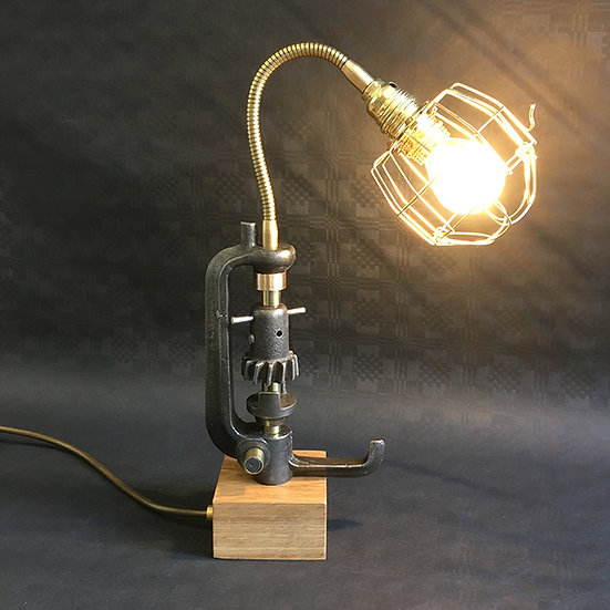Engineering Bracket Desk Lamp