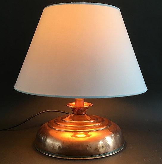 Vintage Copper Water Heater Light