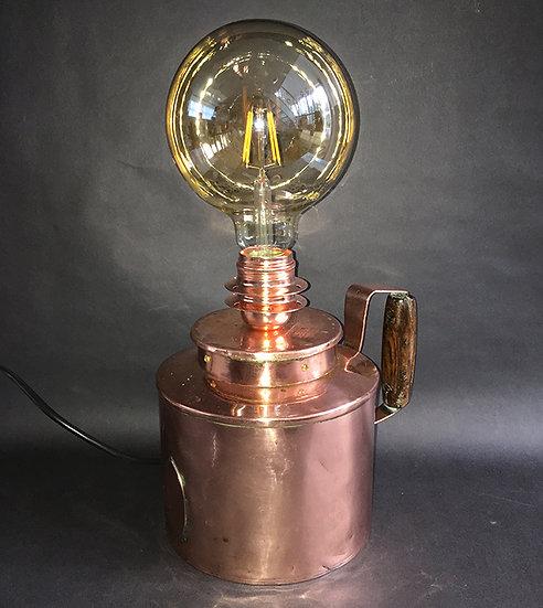 Copper Kettle Light