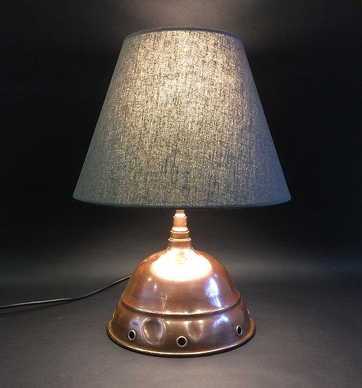 Vintage Copper Dome Lamp
