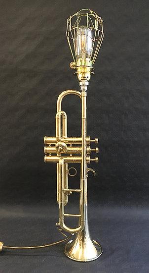 Vintage Brass Trumpet