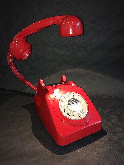 Vintage Telephone LED Desk lamp