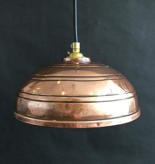Vintage Copper Ceiling Light