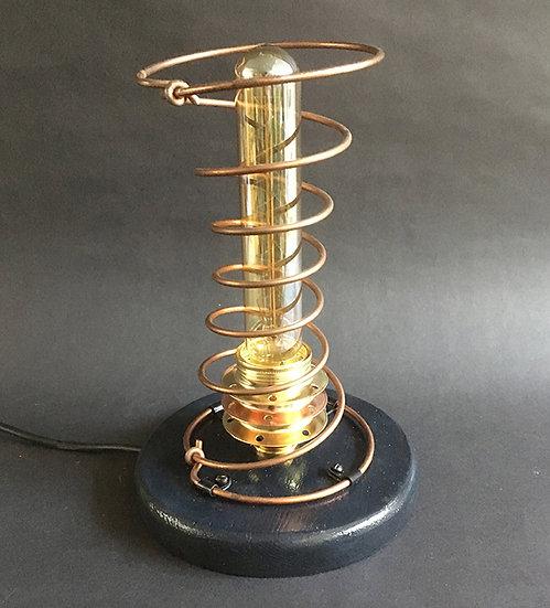 Copper Spring Desk Lamp