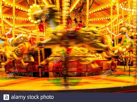 Krystallsyke - har du noen gang kjørt karusell uten å ha kjørt karusell?