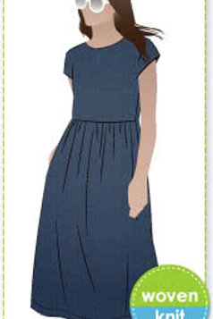 Style Arc - Montana Midi Dress