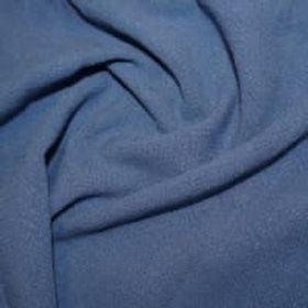 Dress Fabrics - Stonewashed Linen - Denim Blue