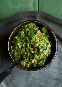 groene couscous BBQ Bijbel Julius Jaspers Uitgeverij Carrera