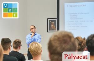 Tallai Péter, IT manager, IBM