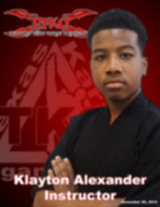 Coach Alexander
