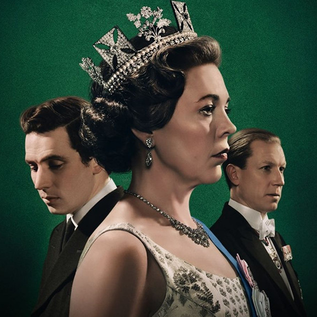 THE CROWN S3