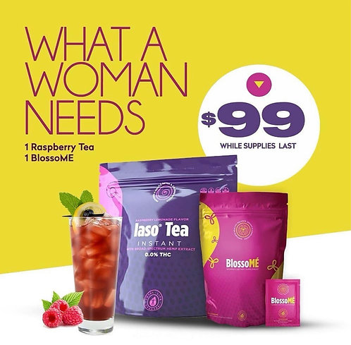 What A Woman Needs Kit