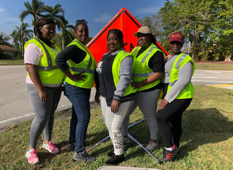 Adopt-a-Road Clean Up 1.27.18