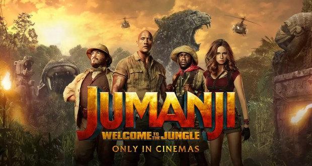 Jumanji | Wlecome to the Jungle