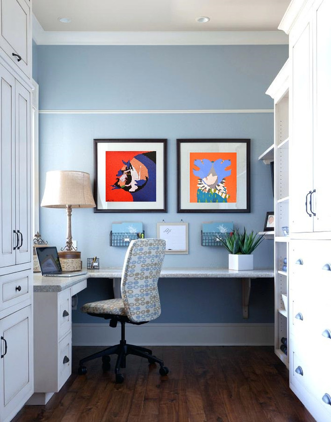 How to Choose an Artwork for your Office?