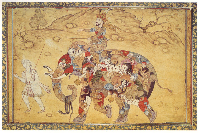 Some of the Amazing Facts about Mughal Miniatures