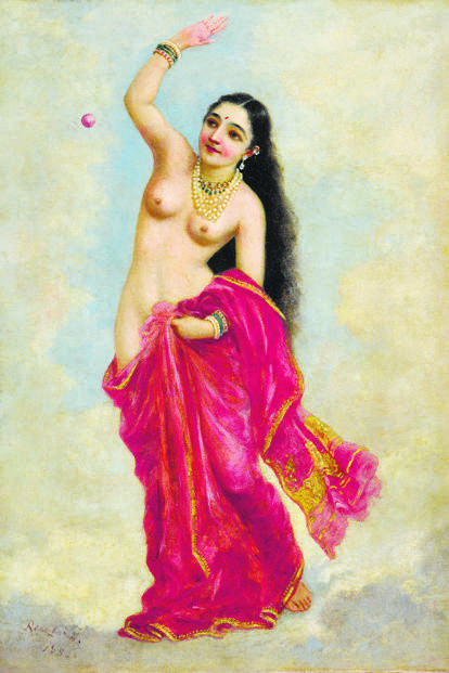 Unveiling Some Interesting Facts about India's Father of Modern Art