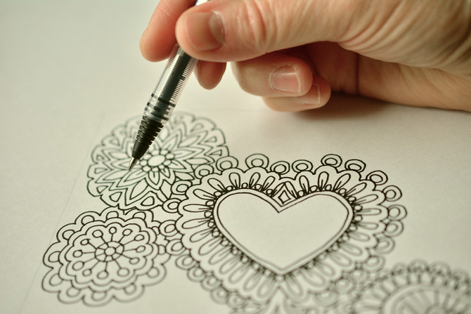 Four Interesting & Fun Tips of Pen and Ink Art shared by Artist Shantala Palat